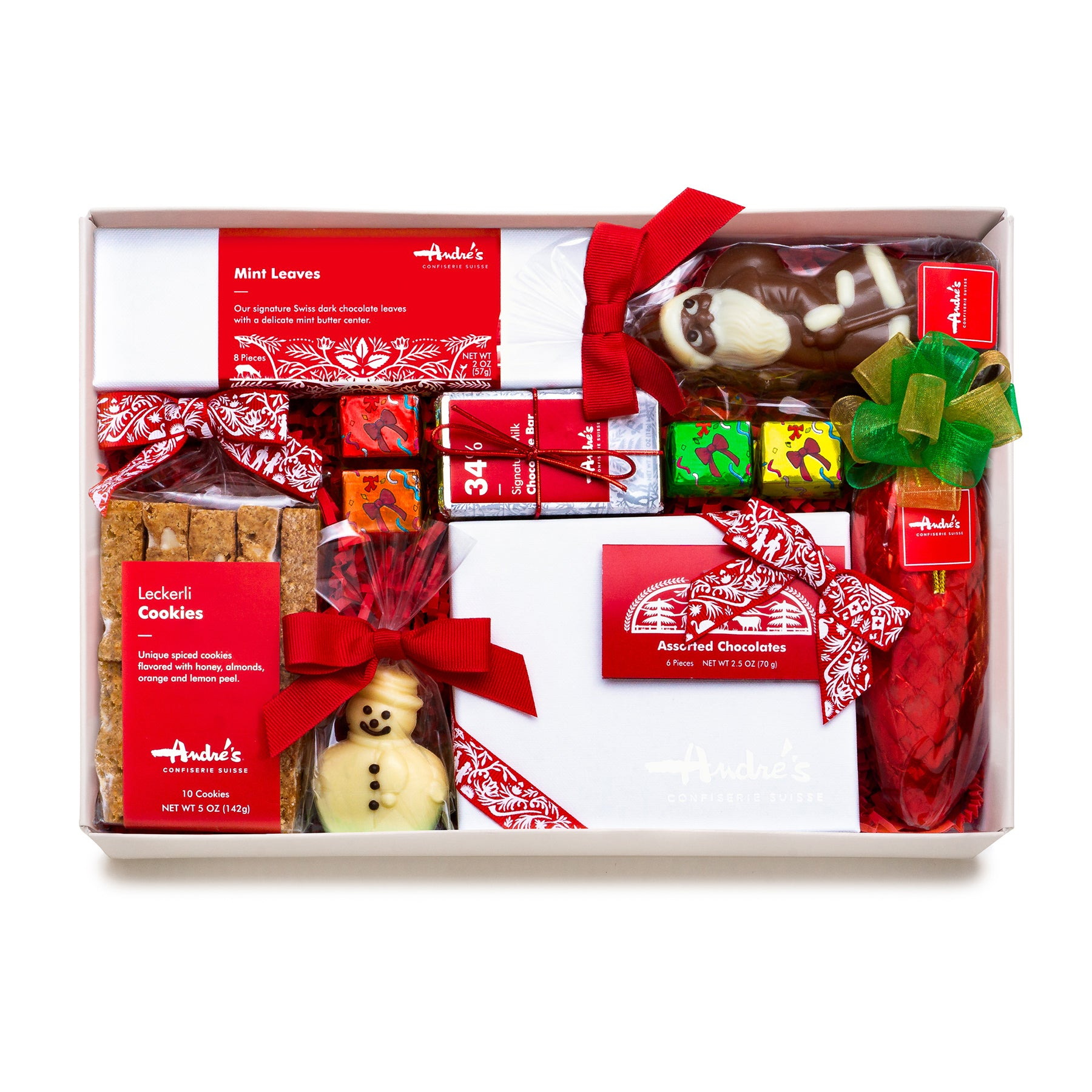 Holiday Gift Boxes (2 sizes up to $65)