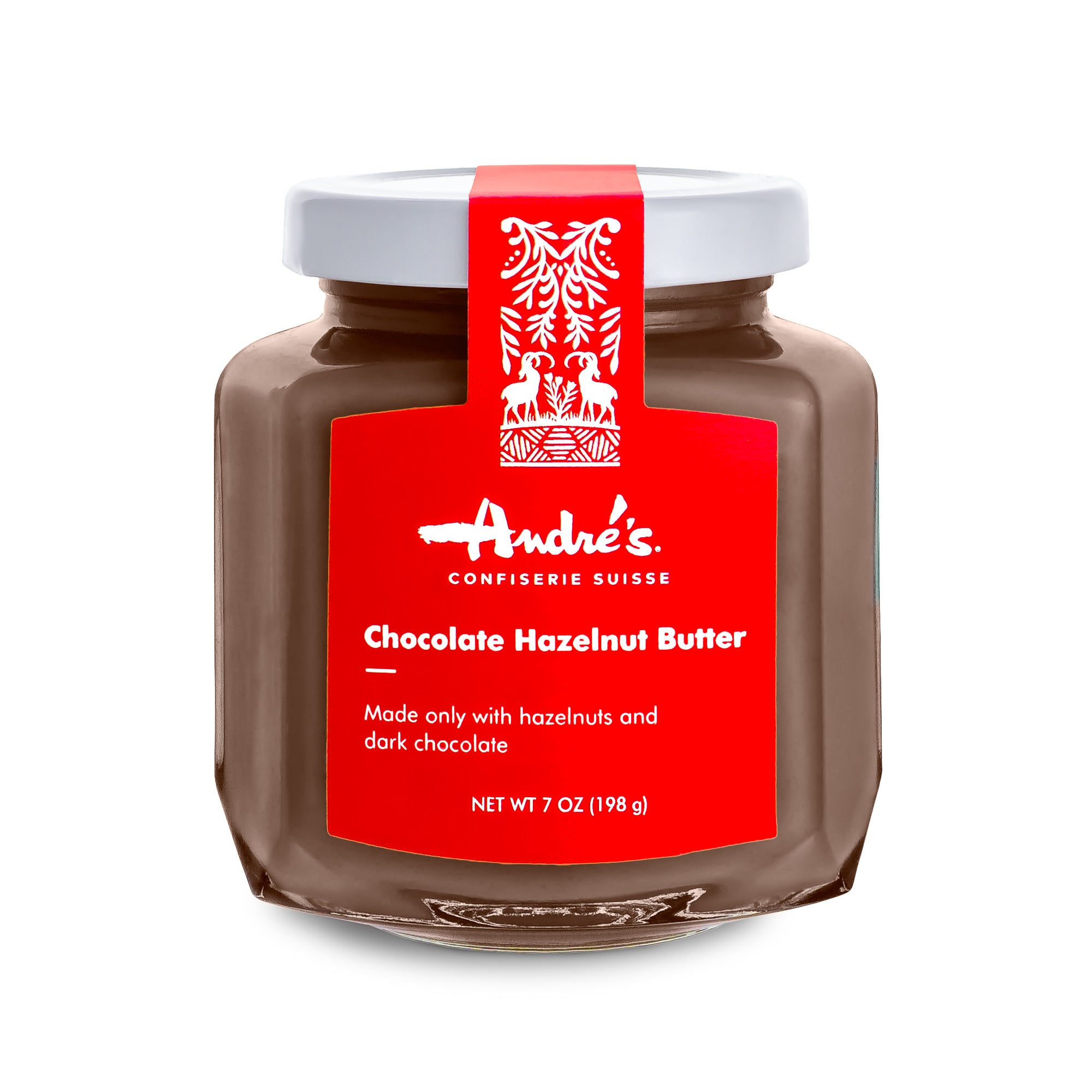 Chocolate Hazelnut Butter (2 sizes)