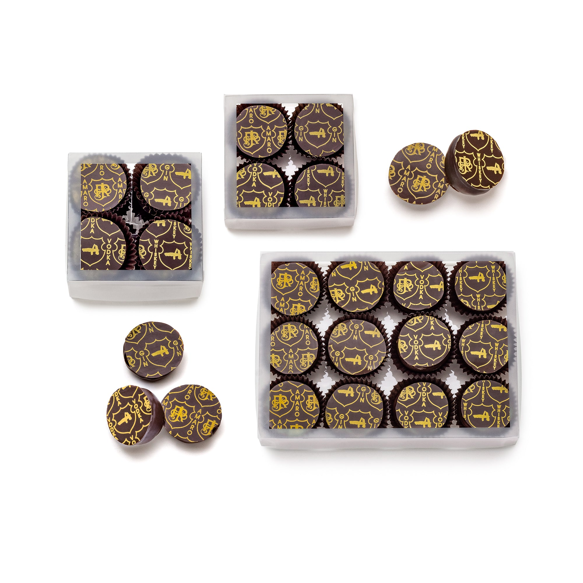 J. Rieger & Co. Chocolate Shots (pick up only)