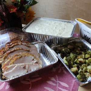 Thanksgiving Family Meal (with all the fixings) Pick up Nov 25 at 5018 Main St.