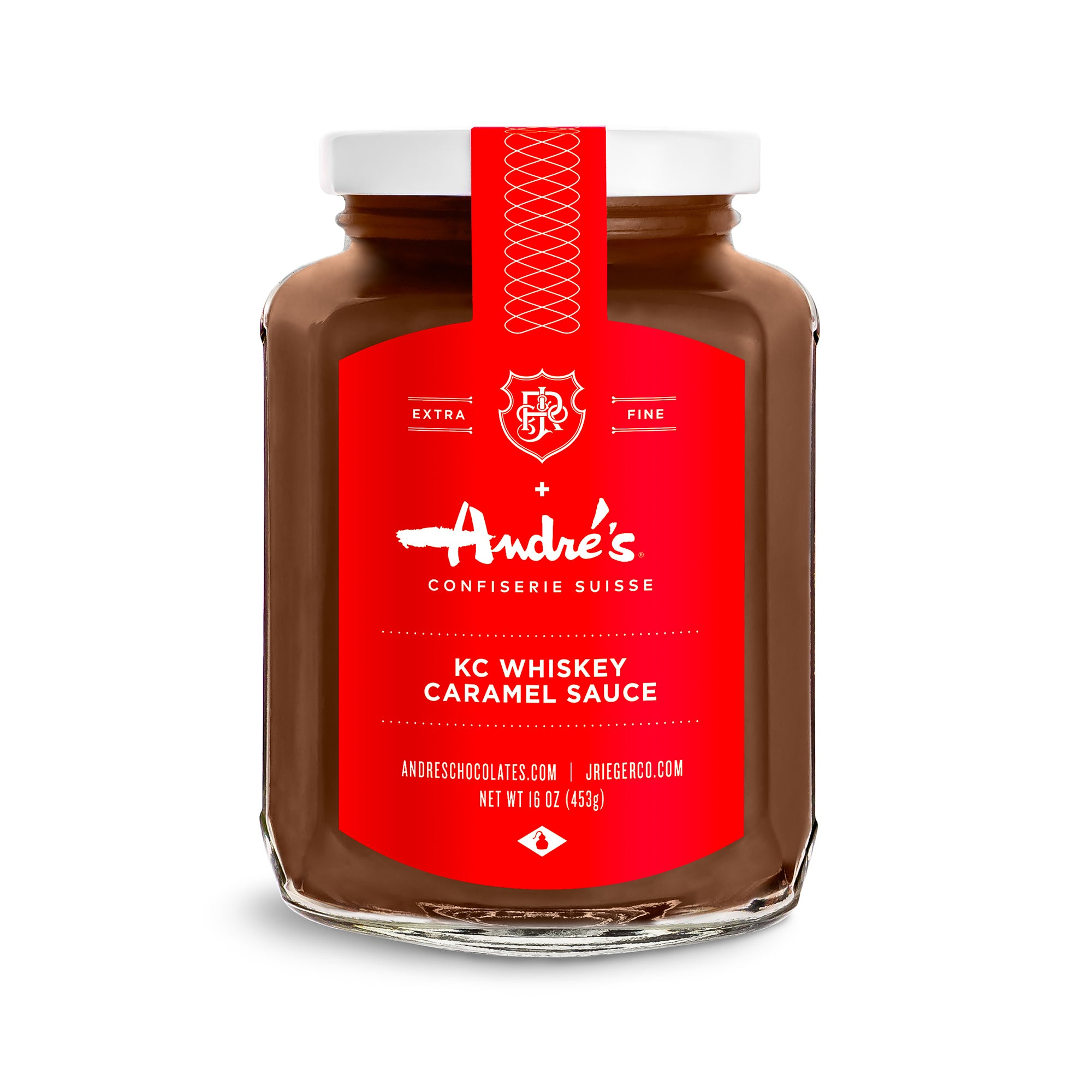 KC Whiskey Caramel Sauce
