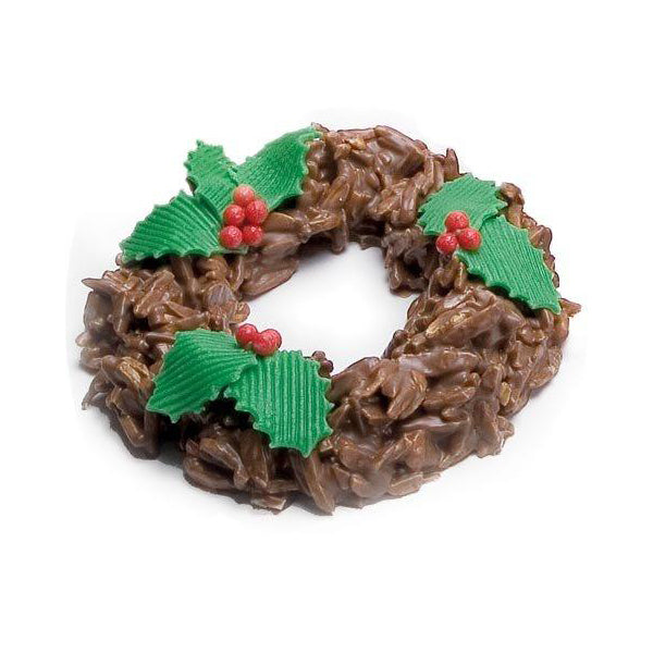 Holiday Rocher Wreath