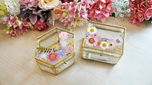 Workshop - Dried Flower Jewelry Box