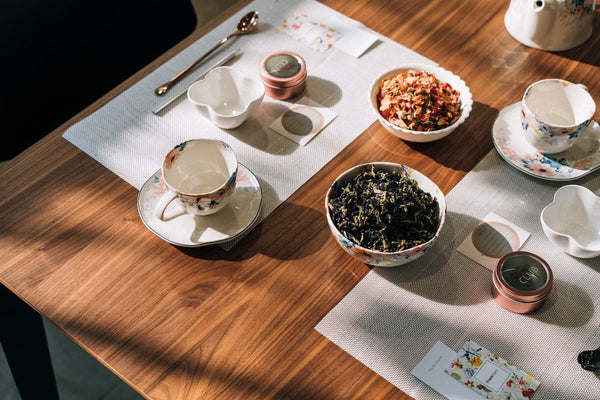 Tea Blending & Tasting Workshop