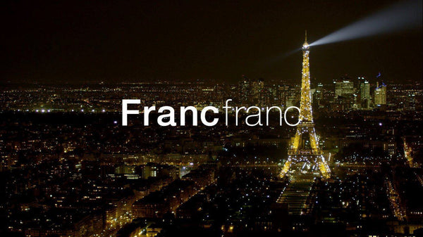 Francfranc 25th Anniversary Video