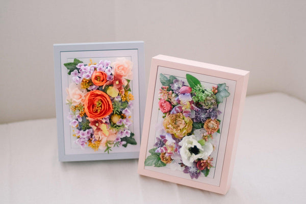 VIP Event – Floral Frame Workshop