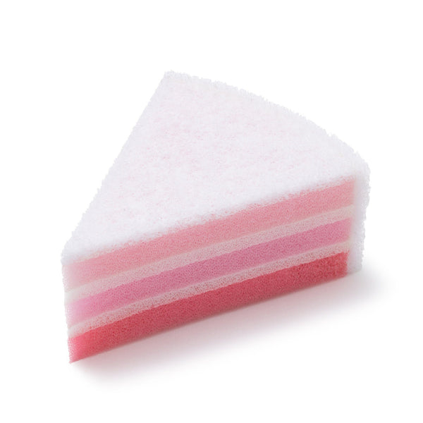 CAKE KITCHEN SPONGE PINK