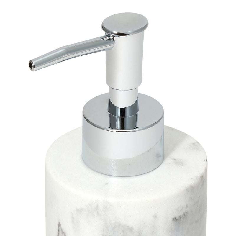 MARBLE KITCHEN DISPENSER WH