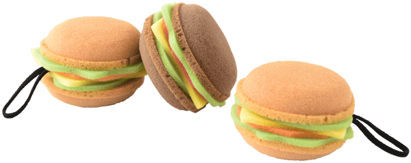 HAMBURGER Kitchen Sponge 3P Set