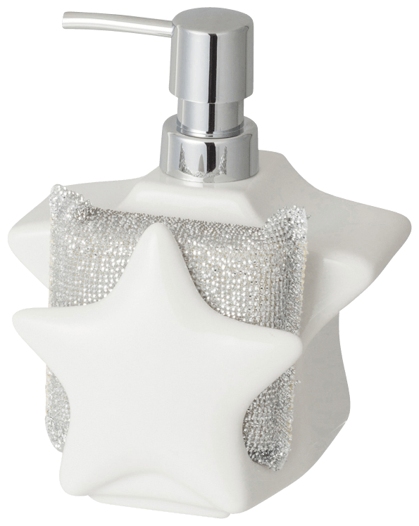 STAR Kitchen Dispenser White