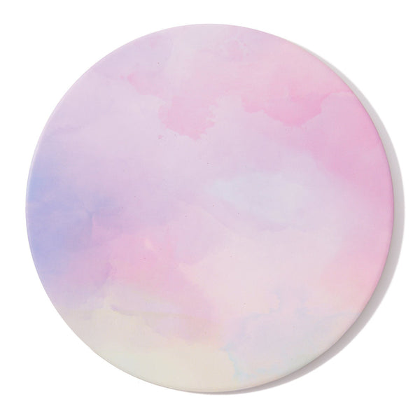 TRIVET Round Water Color