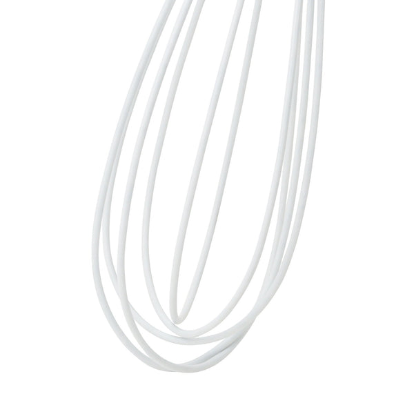 SILICONE WHISK White X Gold