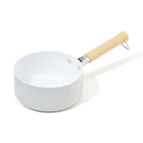 MINI MILK PAN WHITE