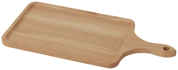 WOODEN Cutting & Plate Board Natural