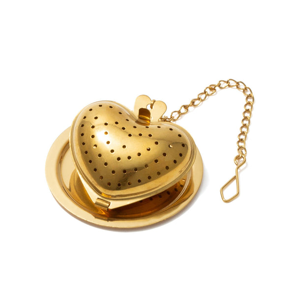TEA STRAINER HEART