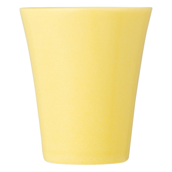 FLARE SAKE CUP Yellow