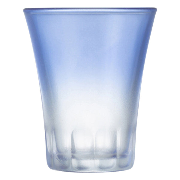 FLARE SAKE CUP Navy x Clear