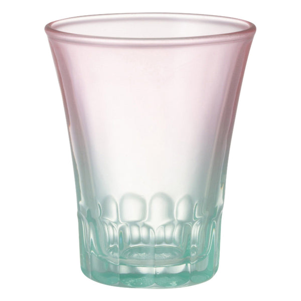 FLARE SAKE CUP Pink x Mint Green
