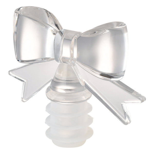 AC BOTTLESTOPPER RIBBON Clear