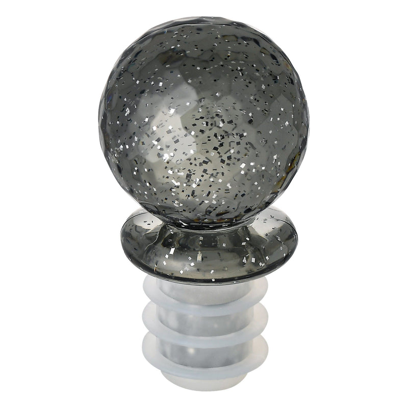 AC BOTTLESTOPPER MIRRORBALL BLACK