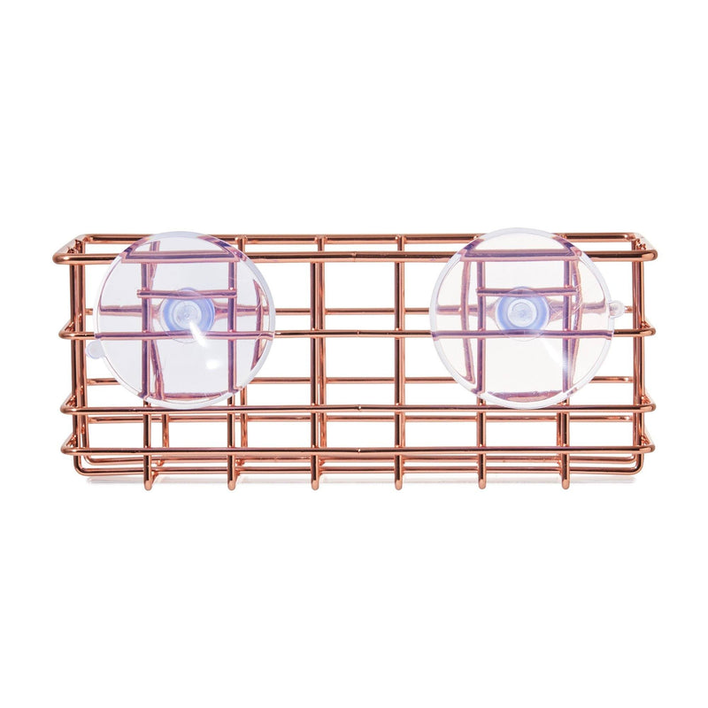 WIRE SPONGE&BOTTLE STAND CP