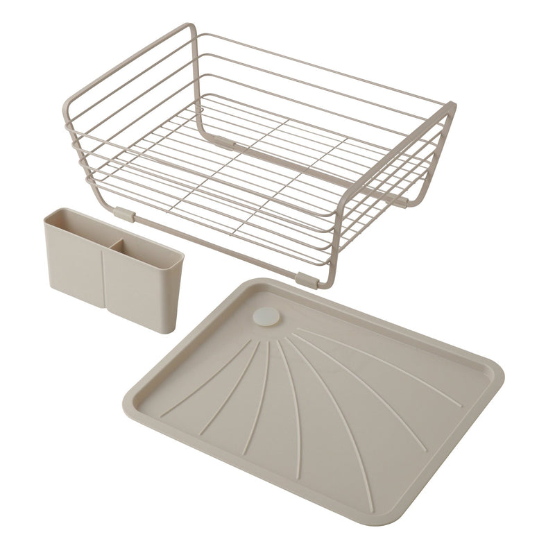 SINK Drainer Basket Medium Light Gray