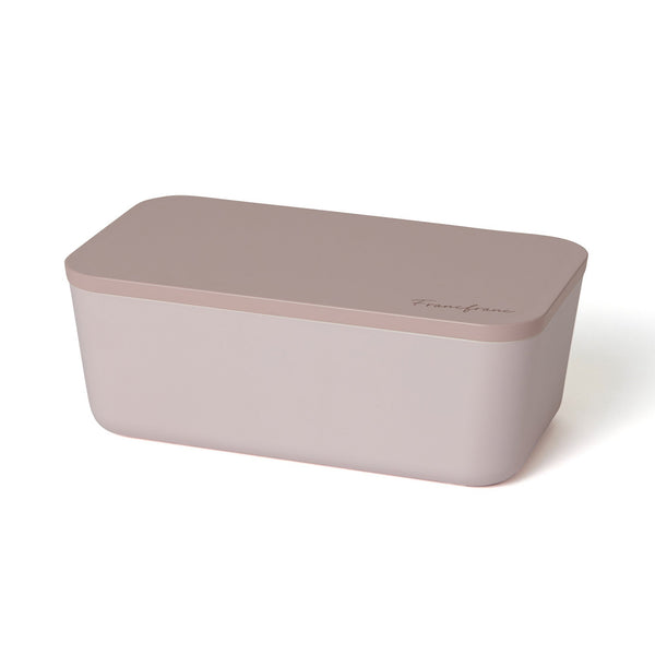 LOGO LUNCHBOX SINGLE-TIER PINK