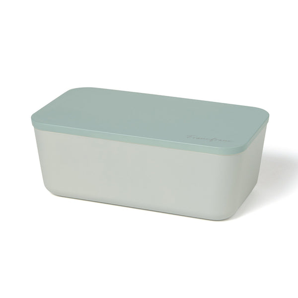LOGO LUNCHBOX SINGLE-TIER BLUE
