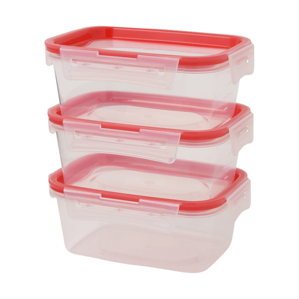 FOOD Container 3Pset Medium