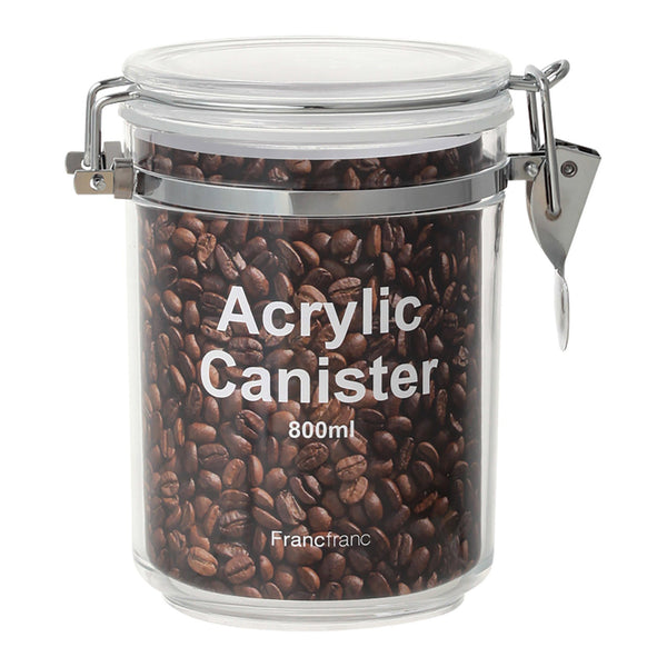 ACRYLIC Canister Medium
