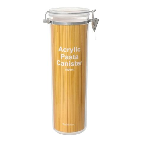 ACRYLIC Canister Pasta