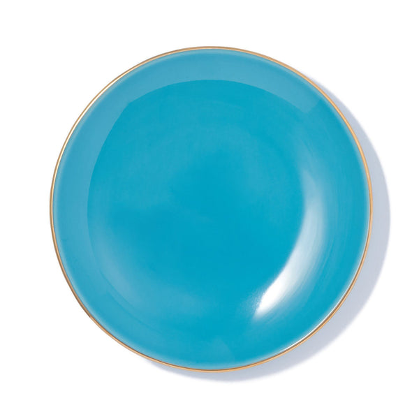 COSMIC PLATE Small Turquoise
