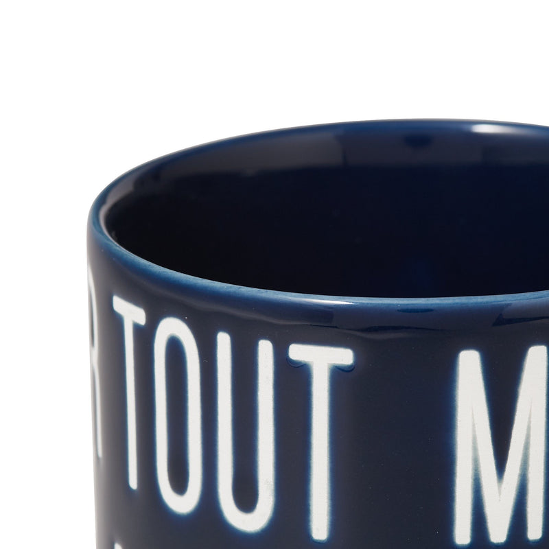 MERCI MESSAGE MUG NV