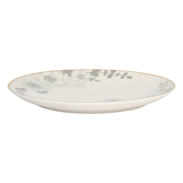 ANEMONE PLATE M WH