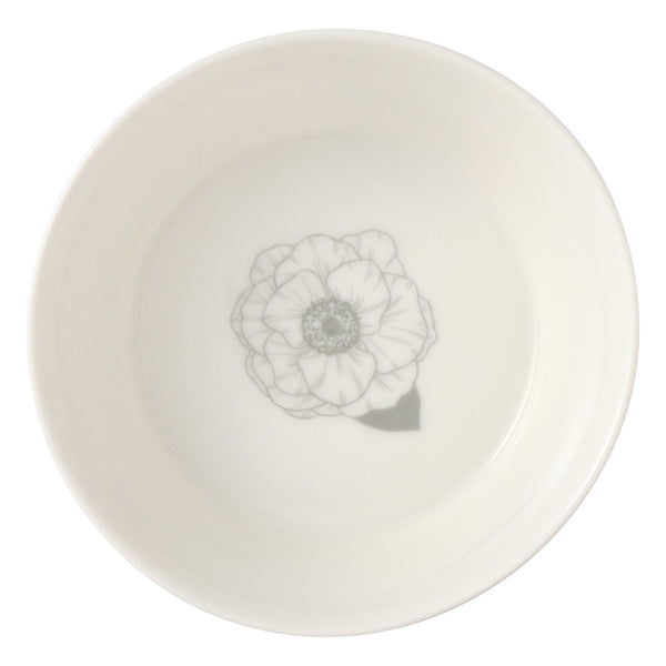 ANEMONE BOWL WH
