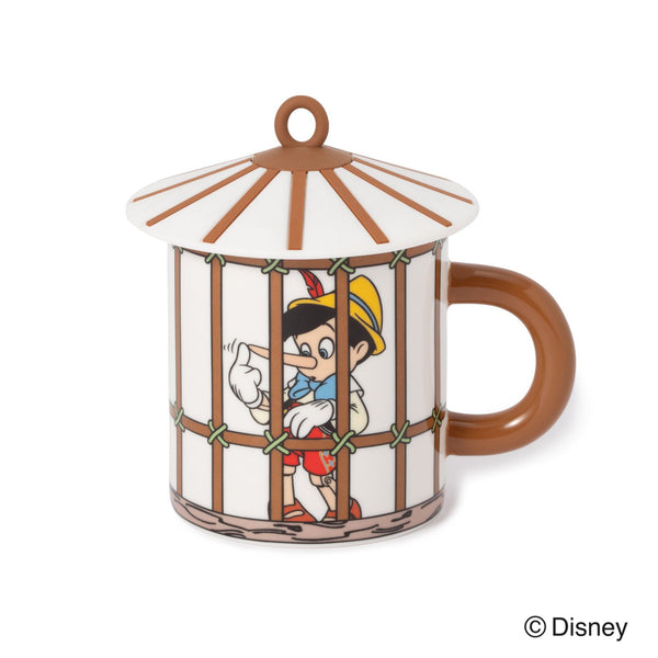DSY PC MUG & CUP COVER BIRD CAGE