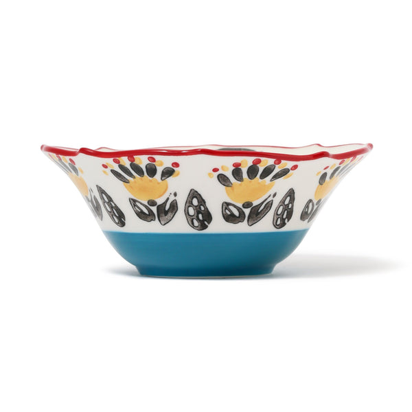 CARINA BOWL Yellow x Red