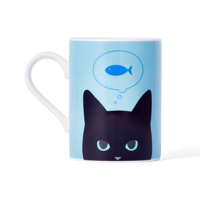 ANIMAL MAGIC MUG CAT