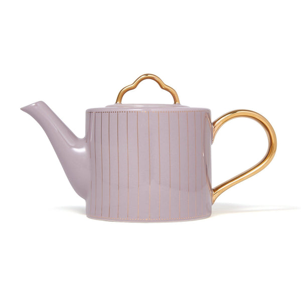 RAFFINE TEAPOT Light Gray