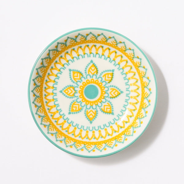 IROIRO20SUMMER MINI PLATE Yellow