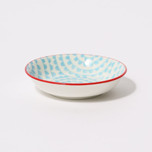 IROIRO20SUMMER MINI PLATE Light Blue