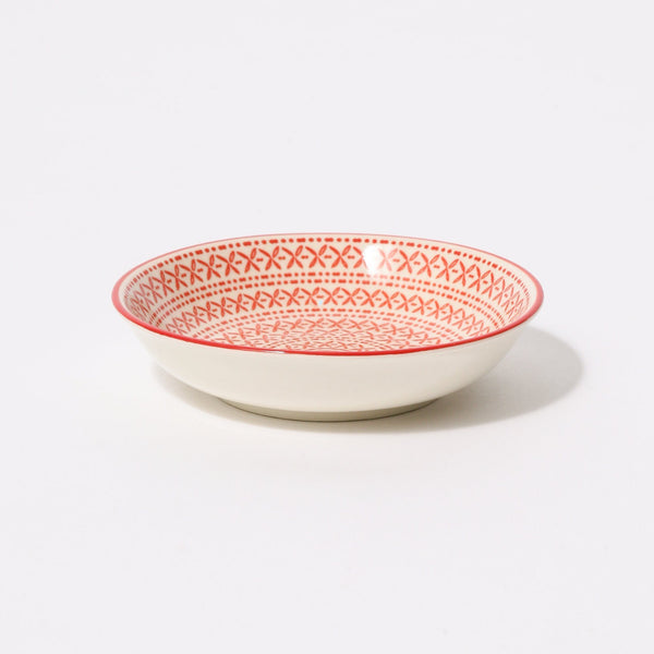 IROIRO20SUMMER MINI PLATE Red