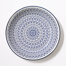IROIRO20SUMMER DEEP PLATE Navy