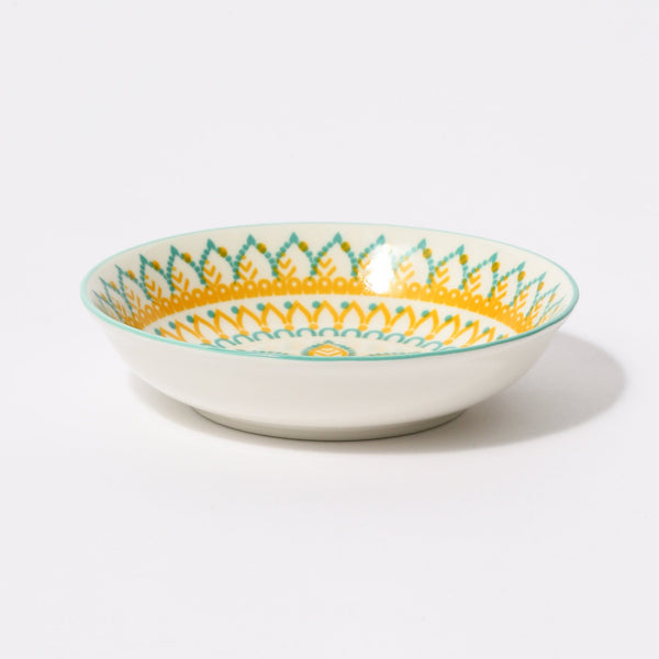 IROIRO20SUMMER PLATE Yellow