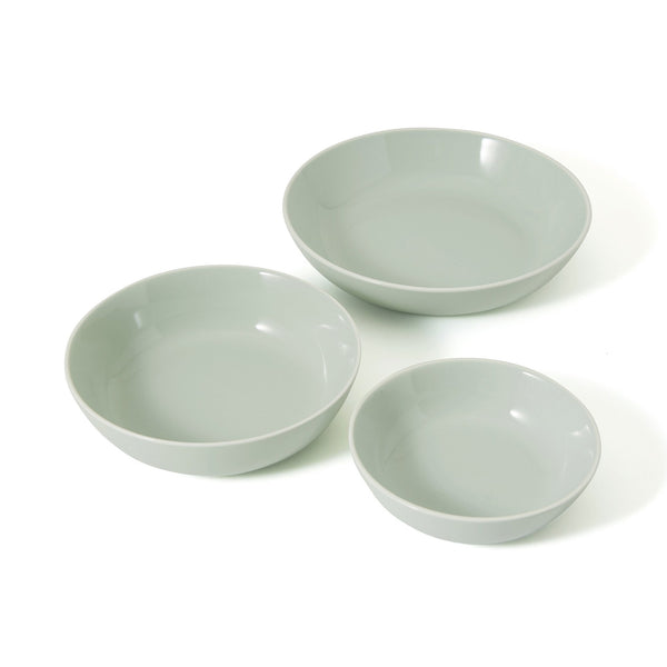 ORDI DEEP PLATE SET S/M/L MINT