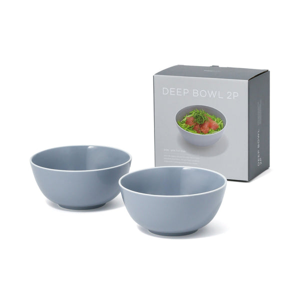 ORDI DEEP BOWL 2P GRAY