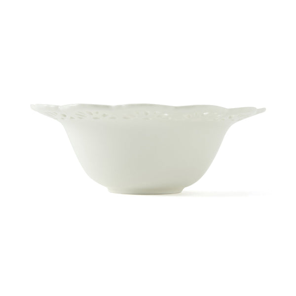PANIER BOWL LACE WHITE