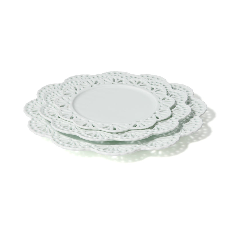PANIER PLATE LACE Large MINT