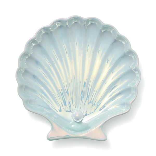 OPAL SHELL PLATE SMALL MINT