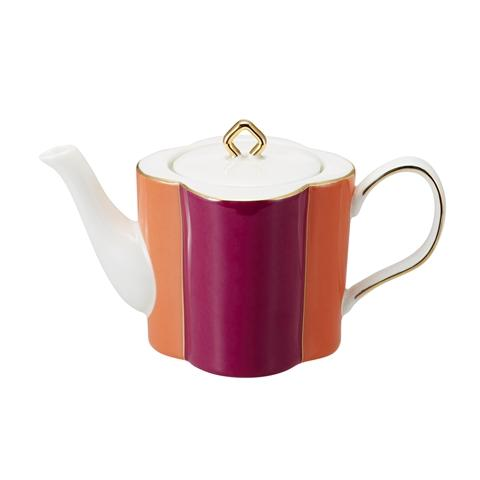 EMILIA TEA POT RED